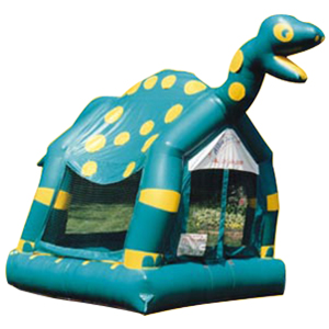 Green Dino Bouncer - Astro Jump